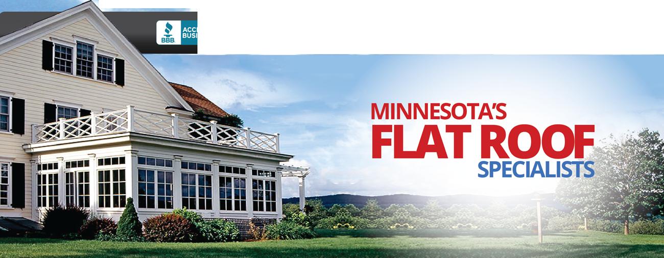 Minnesota's Flat Roof Specialists